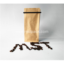 Good Quality for Block Bottom Ziplock Pouch Packaging Bag with Tin Tie export to Poland Manufacturer